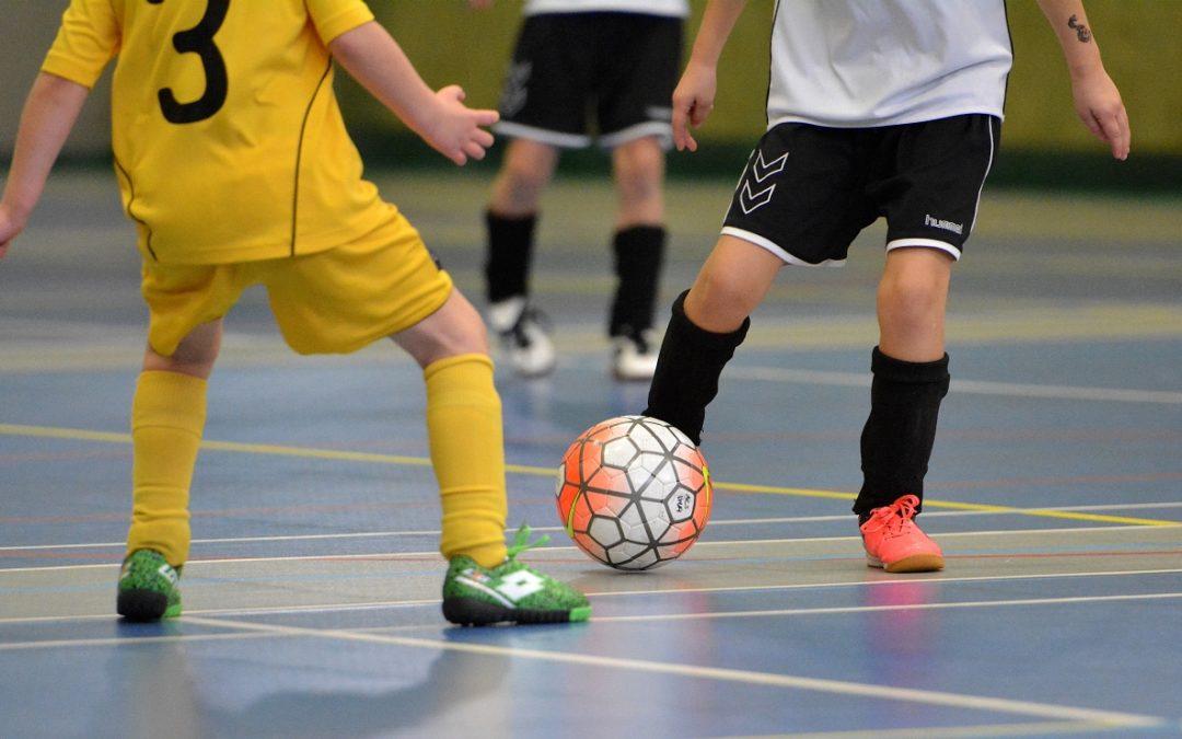 Fotbalové turnaje 11.-12. 1. 2020