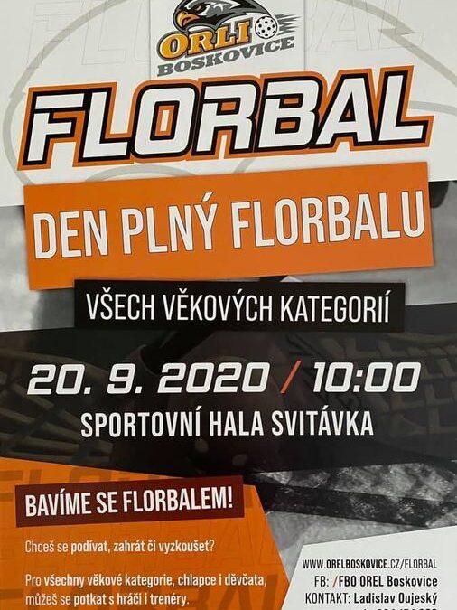 Den plný florbalu
