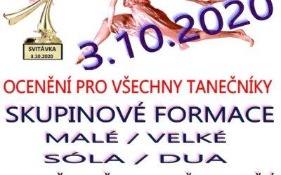 Taneční pohár městyse Svitávka